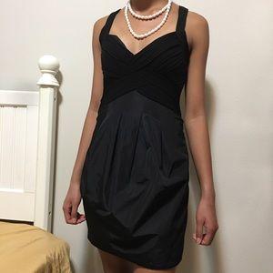 BCBGMAXAZRIA black dress